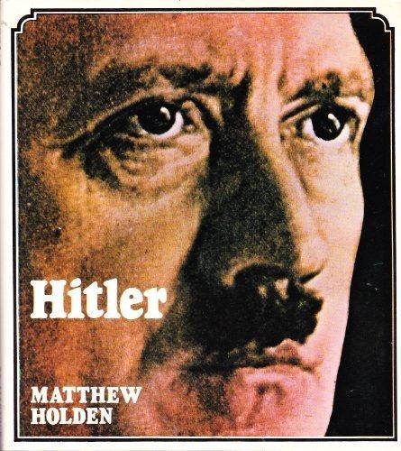 """""""Hitler"""" av Matthew Holden"""
