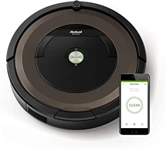 iRobot Roomba 890 Robot Vacuum Cleaner with Wi-Fi Connectivity, Bronze
