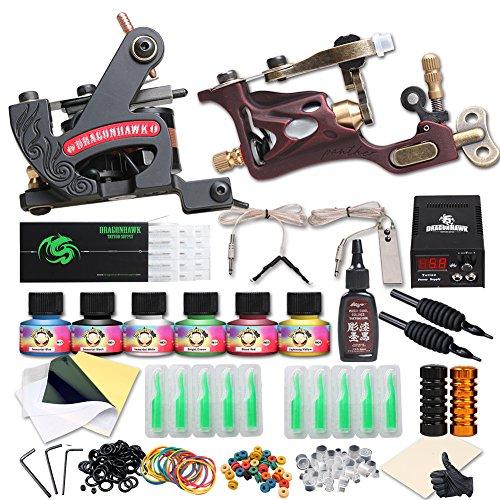 Tattoo Kit 1 Machine Guns - 4