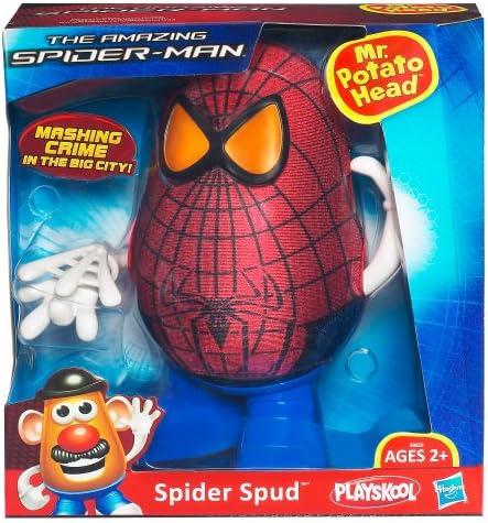 Mr Potato Head the Amazing Spider-Man Spud Toy Hasbro 39820 B006BLGXEY