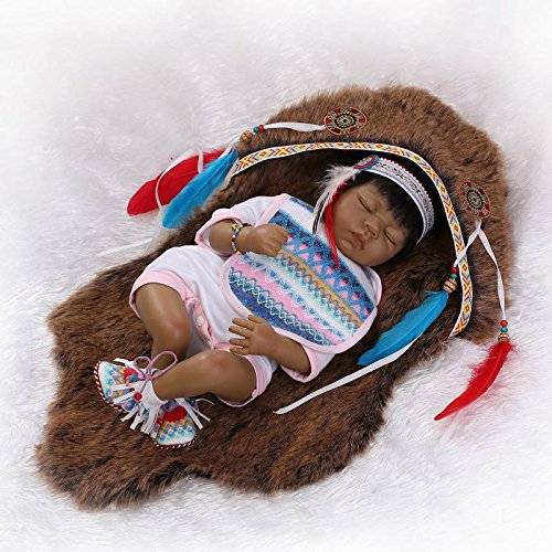 African American Baby Doll With Stroller - 7