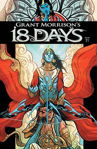 Amazon Grant Morrisons 18days Issue 11 Krishnas Alliance