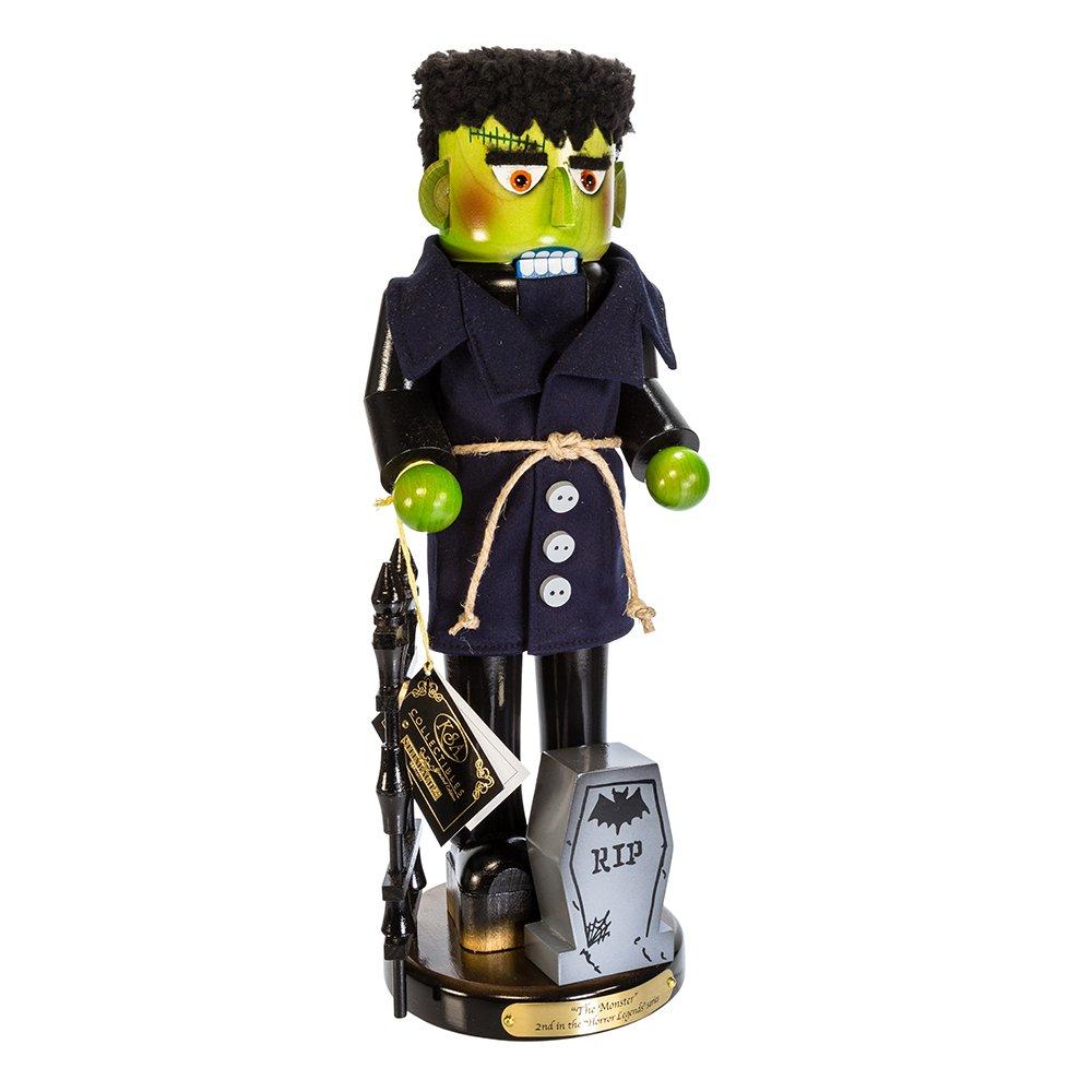 Kurt Adler Steinbach Frankenstein Monster Nutcracker, 16.5-Inch