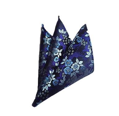 Huixin Patrón De Paisley Para Hombres Satén Pañuelo Outdoor ...