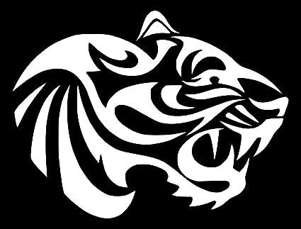 amazon ur impressions tribal tiger head decal vinyl sticker Compact SUV image unavailable