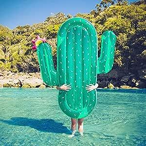 SHASHA Colchonetas Y Juguetes Hinchables Gigante Inflable Cactus ...