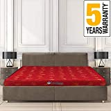 Extra Sleep Coir Mattress 5 Inch Back Support Orthopaedic Care, Cotton Breathable Fabric, Queen Size (72x60x5)