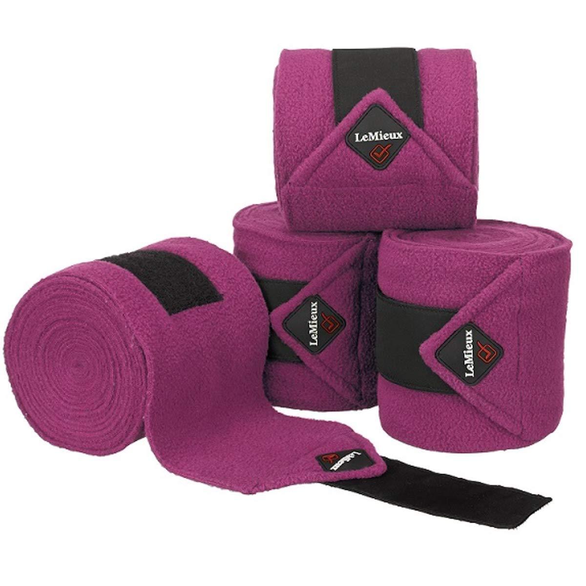 LeMieux Luxury Fleece Polo Bandages
