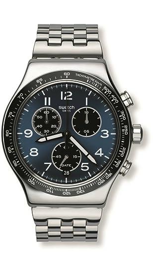 vendite all'ingrosso la moda più votata Nuova Orologio Swatch Irony Boxengasse YVS423G
