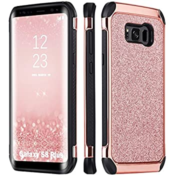 rose gold samsung s8 phone case