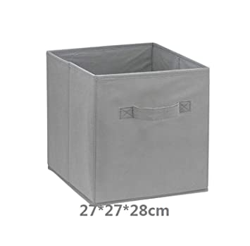Home Clothes Storage Bins Baskets Non-woven Fabric Container Toys Organizer