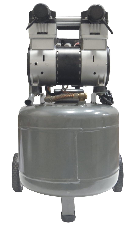 California Air Tools cat-10020 Ultra silencioso y sin Aceite 2.0 HP 10.0-gallon Depósito de acero Compresor De Aire: Amazon.es: Bricolaje y herramientas