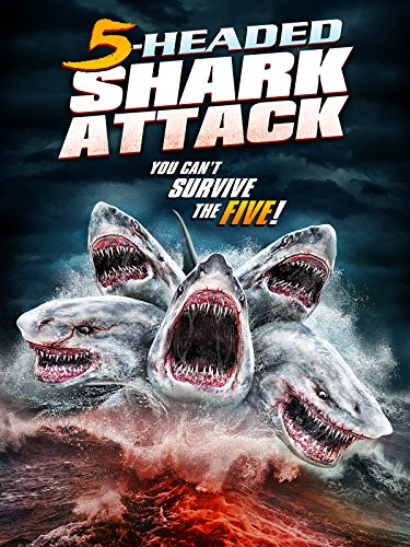 5-Headed Shark Attack -