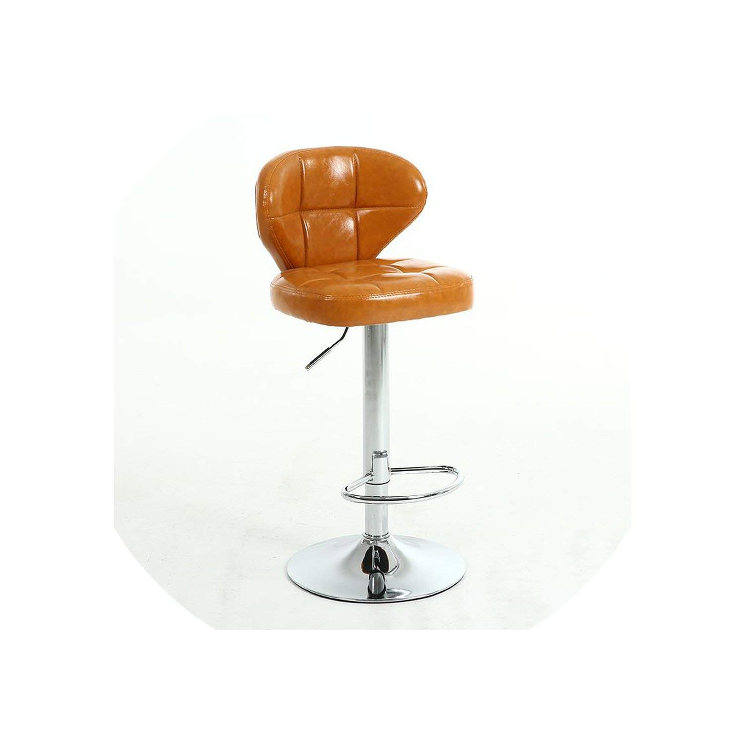 Style 8 tthappy76 European Bar Stools Bar Chair High Table and Chair Bar Stool Lifting redating Home Back Computer Chair,Style 11