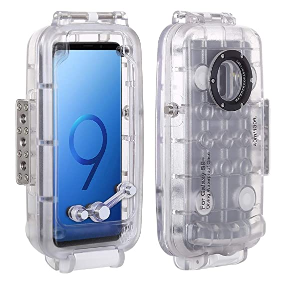 detailed look 2d08a 8712f Amazon.com: HAWEEL Samsung Galaxy S9+ Android 8.1 or Lower Versio ...