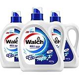 Walch 威露士 有氧倍净洗衣液 3kg*3 双效亮白增艳衣物护理(亚马逊自营商品, 由供应商配送)