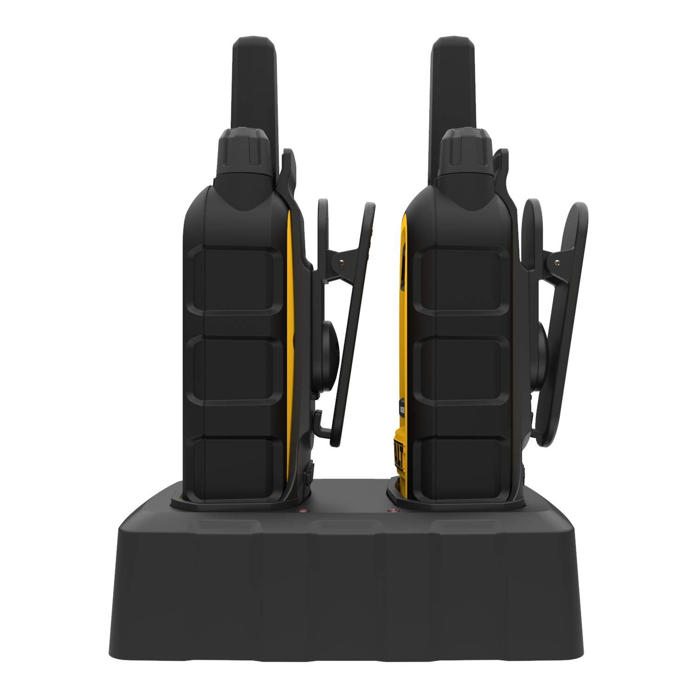 DeWALT DXFRS300 1W Walkie Talkies Heavy Duty Business Two-Way Radios (Pair) by DEWALT (Image #7)