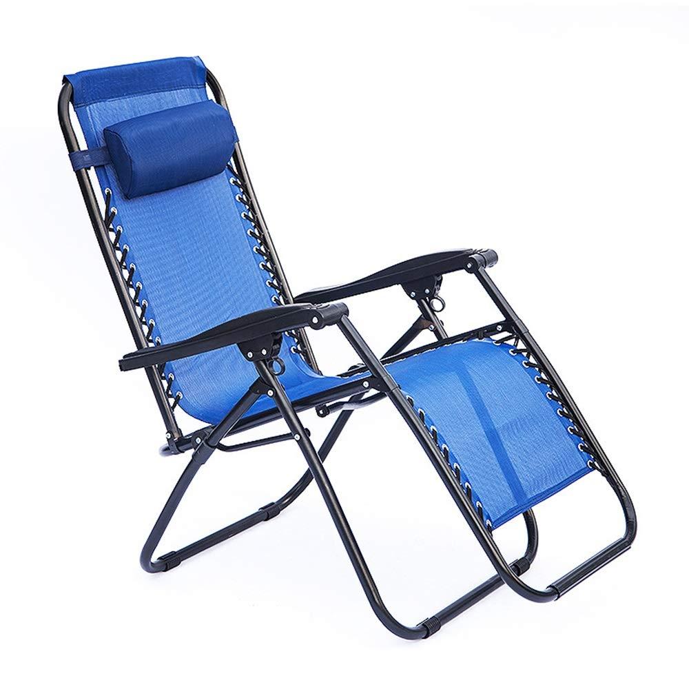 My-JUAN.97 - ラウンジチェア 折りたたみ椅子ロッキングチェア昼休み高級ラウンジチェア青天リクライニングチェア卸売屋外ラウンジチェア - 0123 B07T4KGKGJ