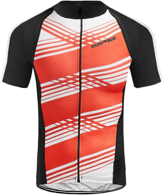 Maillot Ciclismo y Culotte Ciclismo con 20D Gel Pad para Verano Deportes al Aire Libre Ciclo Bicicleta Parte Superior Separada O Traje Uglyfrog Traje Ciclismo Hombre