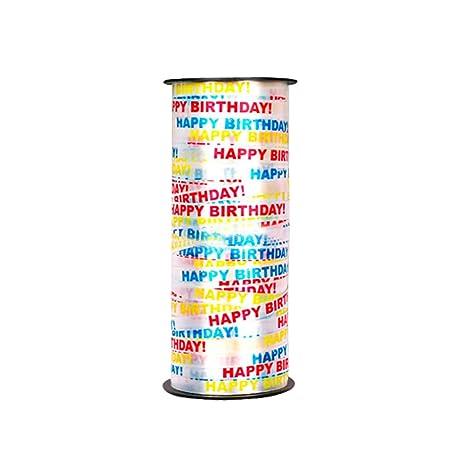 ultnice feliz cumpleaños globo Curling Ribbon regalo ...