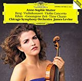 Music : Berg: Violin Concerto / Rihm: Time Chant