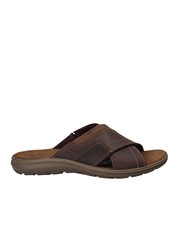 Enval 1215133 Sandalias Hombre 42 EU|Marr貌n Zapatos de moda en línea Obtenga el mejor descuento de venta caliente-Descuento más grande