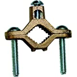 Sigma Electric ProConnex 41311 Ground Clamp 1-1/4 to 2-Inch, 1-Pack, Bronze