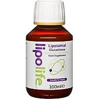 Liposomiale glutatione SF (GSH) - formulato con lecitina di girasole - 100ml (450 mg/5ml) - Lipolife