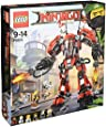 LEGO Ninjago Movie 70615 Fire Mech Toy