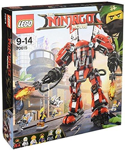 LEGO Ninjago Ninjago Robot del fuego