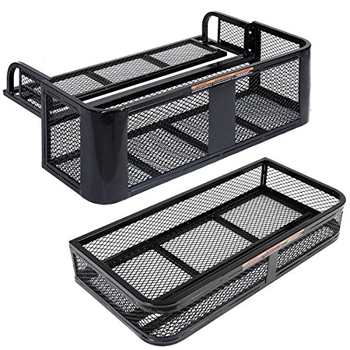 Universal Atv Rear Basket - 3
