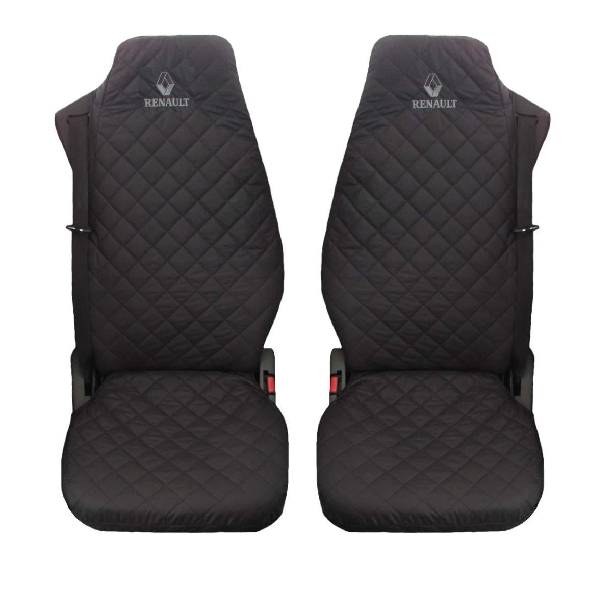 Rover 100-Heavy Duty Gris Impermeable cubiertas de asiento de coche-Conjunto Completo