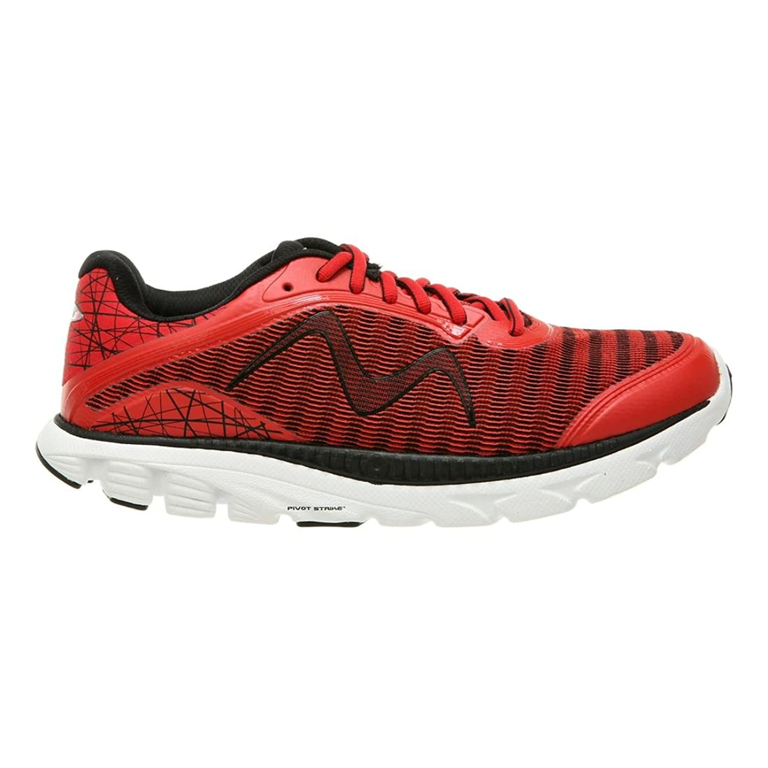 ZAPATILLA MBT 702007-06Y RACER 18 RED B0741SN2Q9  Red/Mesh 13 D(M) US