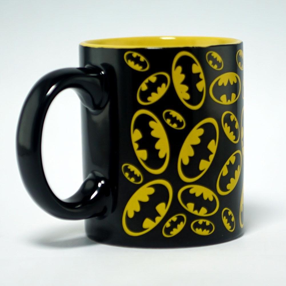 Batman 12 oz Coffee Mug