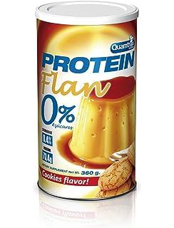 Quamtrax Nutrition Protein Flan, Suplemento para Adelgazamiento - 300 gr