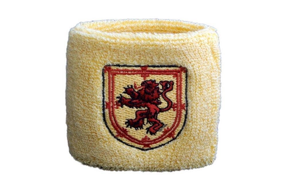 Schweißband Motiv Fahne / Flagge Schottland Royal + gratis Aufkleber, Flaggenfritze® Flaggenfritze®