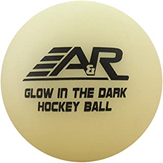 A & R Glow in The Dark Street Hockey Balle A&R Sports GLOBALL