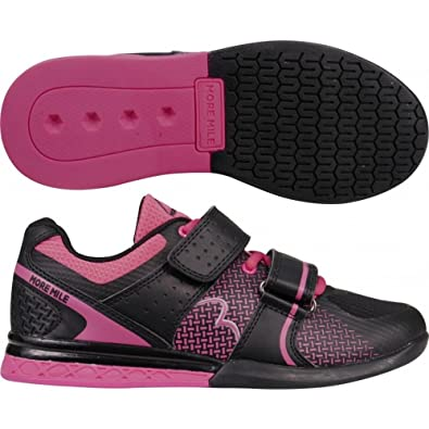 More Mile Men/'s Superlift 3 Weightlifting Cross Fit Training Gym Trainers