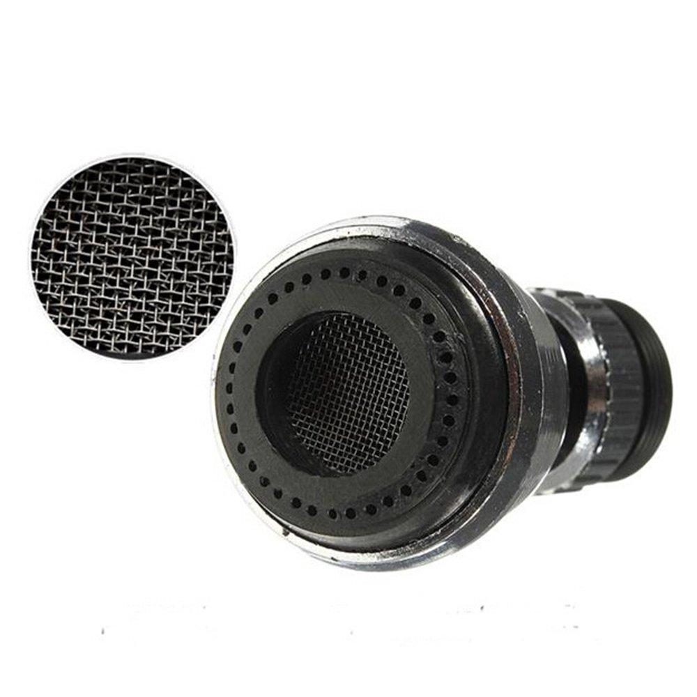 1 Pc 360 Degree Rotating Tap Bubbler Filter Net Faucet Aerator ...