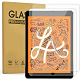 [2Pack] ZenRich iPad Mini 5 Screen Protector, zenrich iPad Mini 4 Tempered Glass Screen Protector, 9H Hardness Glass Film for