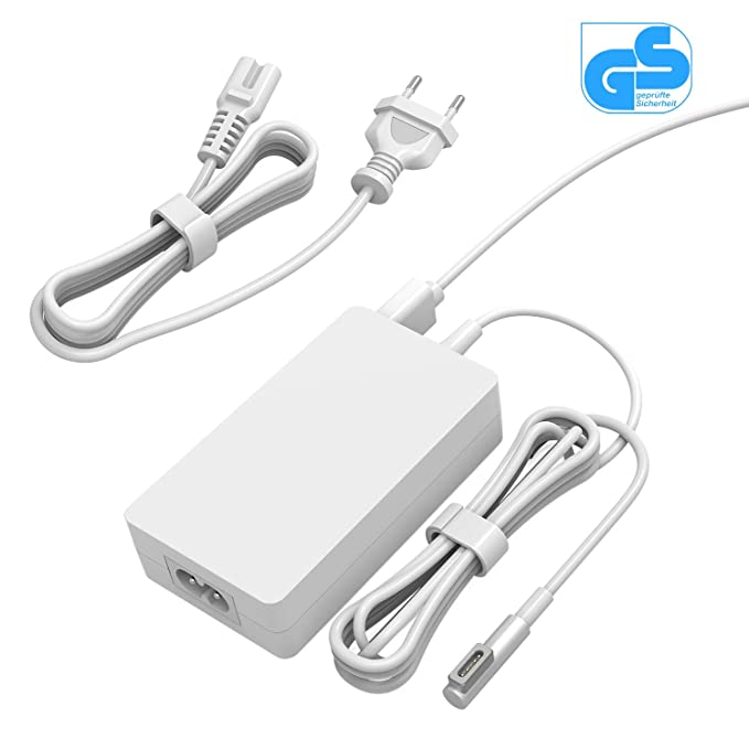 LIVEIMPEX Cargador para MacBook Air, Cargador con Adaptador de CA de 45W para Conector Magsafe L-Tip para MacBook Air(11
