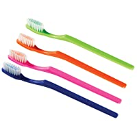 Mintburst With Xylitol Prepasted Individually Wrapped Toothbrush (Box Of 144 Toothbrushes)