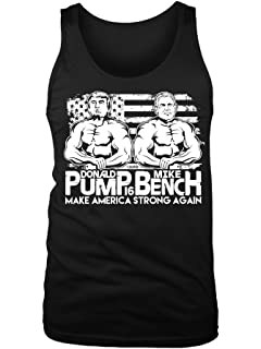 4983a0f1fd62a7 Amazon.com  George Washinguns - Funny 4th of July Men s Tank Top ...