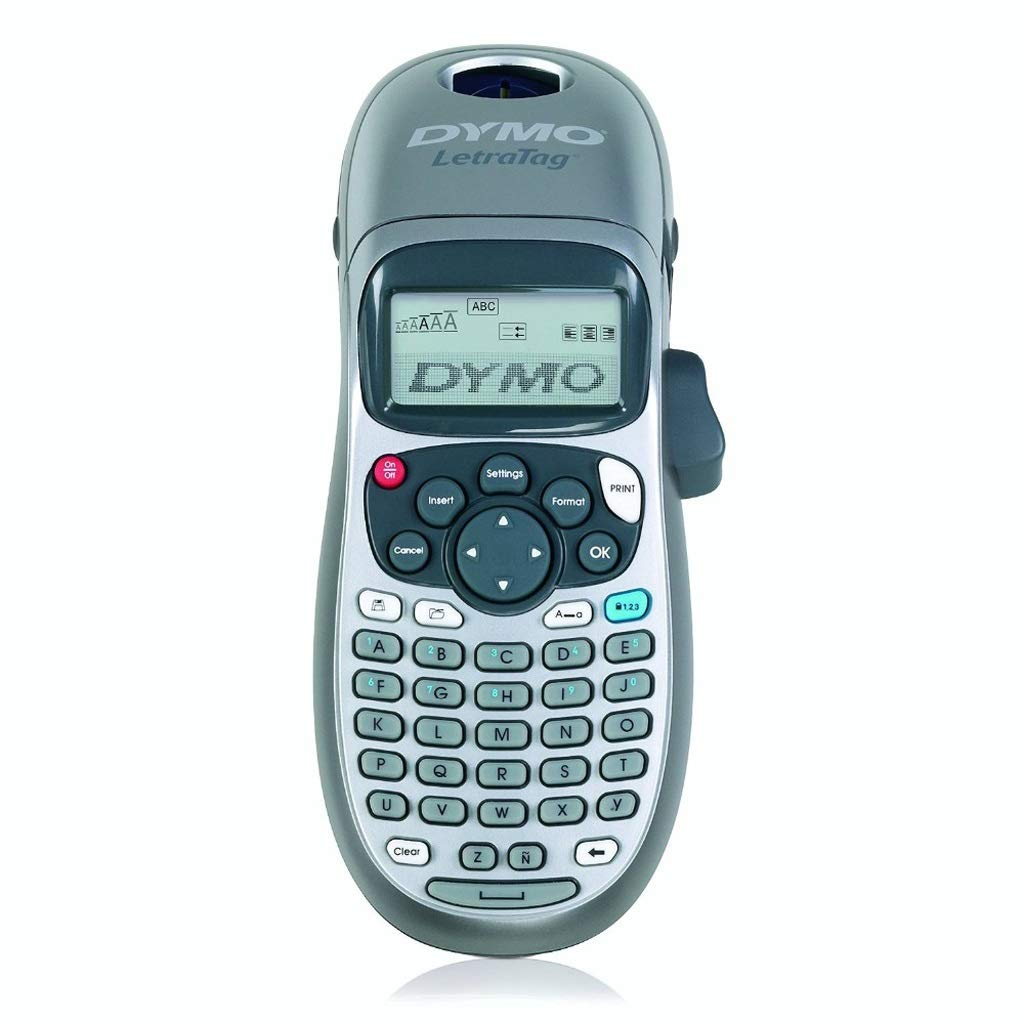 Label Makers Handheld Label Printer Office or Home Handheld Portable Label Typewriter by Zyj-label machine