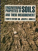 Engineering Properties of Soils and their Measurement