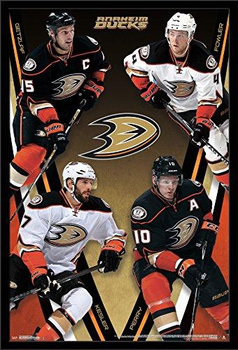 Trends International Wall Poster Anaheim Ducks Group, 22.375 x 34