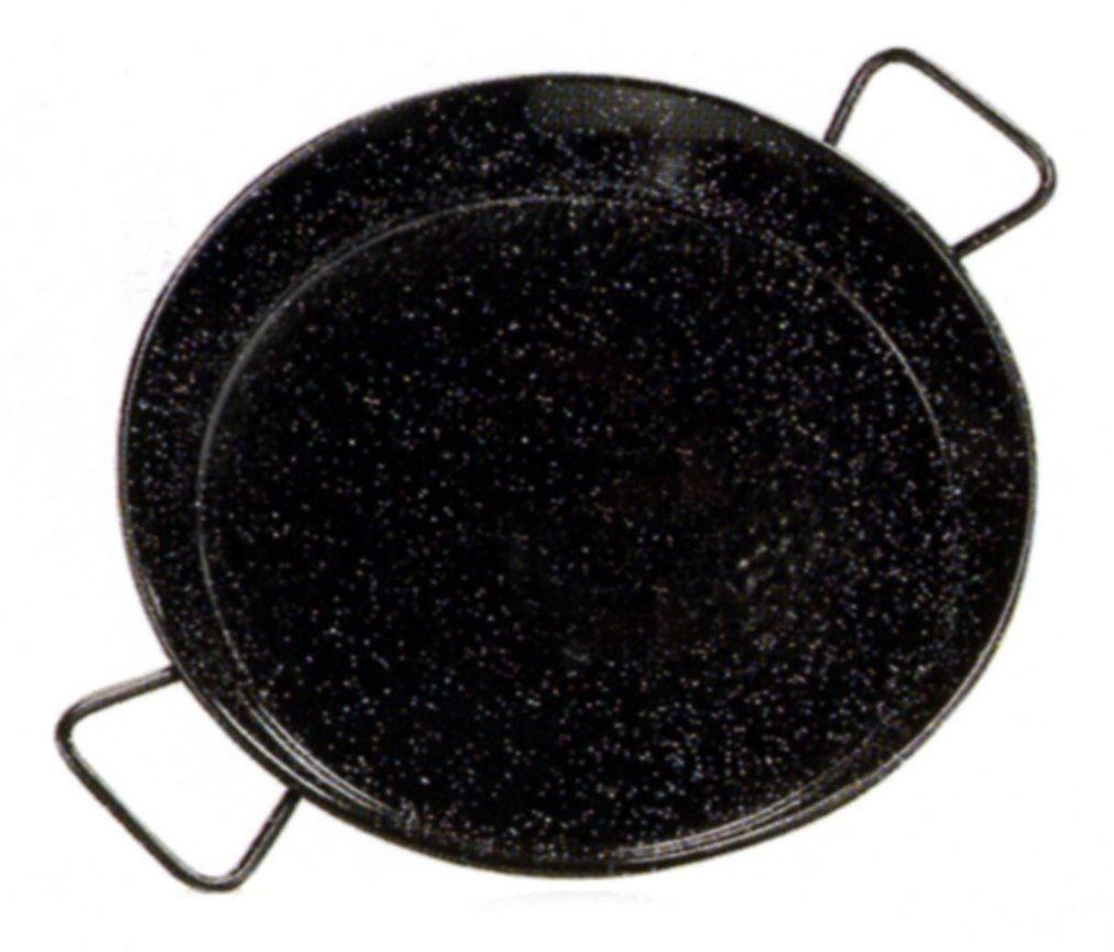 15 Enamelled Steel Minature Paella Pan / Tapas Dish La Ideal La Ideal_20212