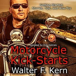 Motorcycle Kick-Starts Audiobook