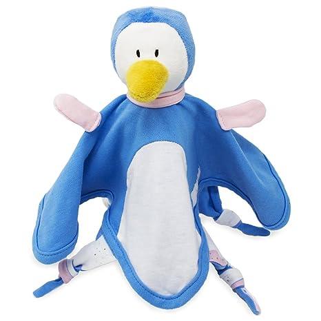 Emma & Noah doudou para bebé pingüino, para niñas y niños, extra suave,