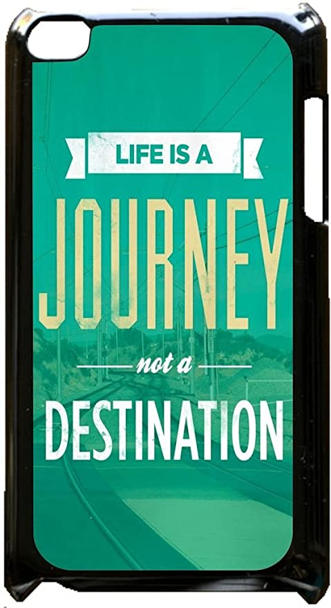 Amazon Nice Quote Life Is A Journey Not A Destination Hard